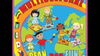 Multicultural Bean Bag Fun CD