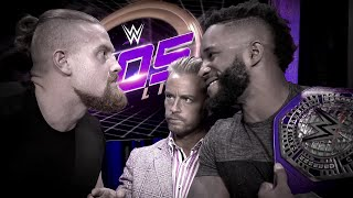 Cedric Alexander and Buddy Murphy are focused on WWE Super Show-Down: WWE 205 Live, Oct. 3, 2018