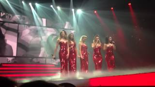 Girls Aloud - I'll stand by you live at Newcastle