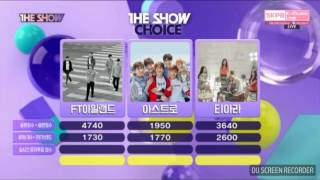 [ 170620 ] T-ARA THE SHOW SBS WINNER # 1 FOR 5 YEARS + VS WHAT'S MY NAME