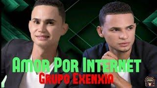 Grupo Exenxia -  Amor Por Internet (Bachata 2017)