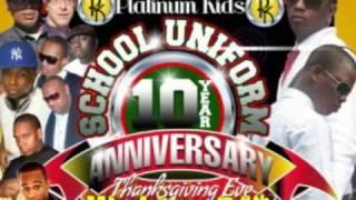 PLATINUM KIDS SCHOOL UNIFORM 2010 10yr anniversary