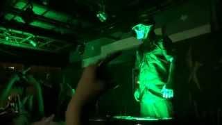 Mushroomhead - Our Apologies - The Korova in San Antonio, Texas 9/1/15