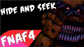 """(SFM)""""Hide and Seek"""" Song Created By:Lizz Robinett