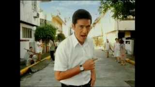Bossing Vic Sotto's TIDE TVC 4