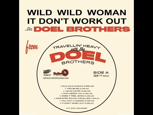 Audio de la canción Wild Wild Woman de The Doel Brothers