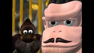 Ich bin Leo Luster, ich bin wieder da - Donkey Kongs Abenteuer (I'm back baby german dub)