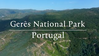 Gerês National Park - Dji Phantom 4