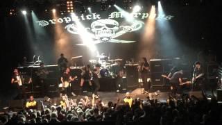 Dropkick Murphys shipping up to Boston live Birmingham 02 2015