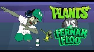 La aventura de Plantas vs Zombies 27 {Fernanfloo zombie}
