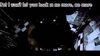 【Anti-Nightcore】No More - FNAF【Lyrics】