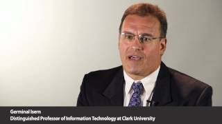 Why I Said Yes to Support the MSIT Cyber Security Concentrations at Clark University.