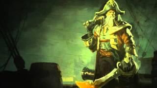 Gangplank 2015 Login Screen Intro - League Of Legends