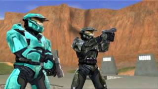Red vs Blue - Cornerstone