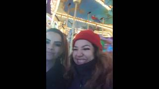 Bellisimo Carrousel de la feria de León