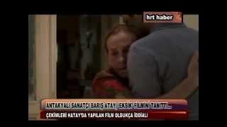 ANTAKYALI FİLM SANATÇISI ATAY, 'EKSİK' FİLMİNİ TANITTI