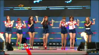 Live HD 720p 110923   T ara   Roly Poly   OBS DTV Yeoncheon Love Concert 720p