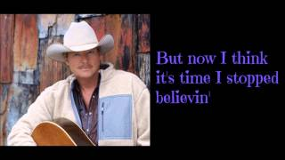Alan Jackson - Someday W/Lyrics