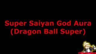 Saiyan Transformation Sound Effects | Super Saiyan God, Super Saiyan Blue, Kaio-Ken, SSJ 1 - 3