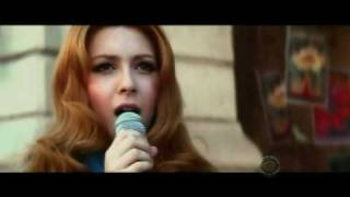 "Elena Satine singing ""Free Fallin"" on Cold Case"