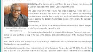 Ebola Spreads to Philippines, Morocco and Brazil!