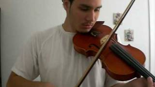 Naruto Sadness and sorrow Violin