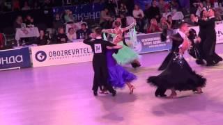 2016 Parad nadiy Pro Am St SemiFinal Tango | Парад надежд