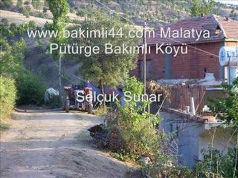 Malatya pütürge bakımlı köyü-şiroçayı Kürtçe