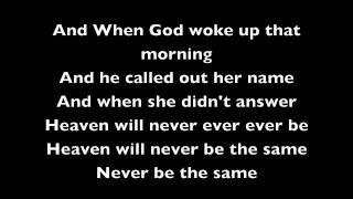 Heaven- Jamie Foxx