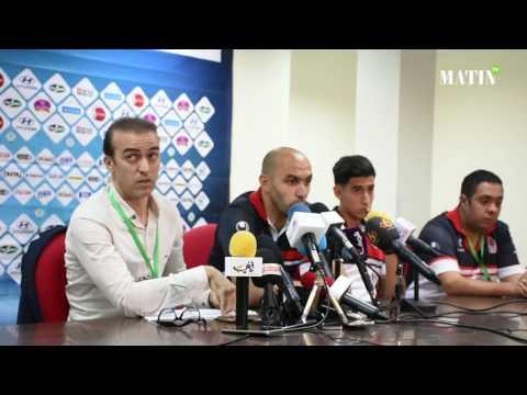 Conférence de presse et déclarations des joueurs après le match RCA-FUS