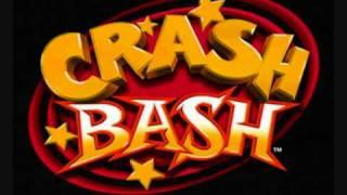 Crash Bash - Desert Fox