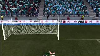 How To Do The Ronaldo Chop In FIFA 12 (HD)