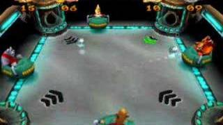 Crash Bash: Flipper Round - Eazy Mode