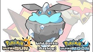 Pokemon S/M & US/UM - Wild Pokemon Battle Music [Mashup] (HQ)