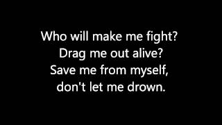 Bring me the Horizon ~ Drown Lyrics