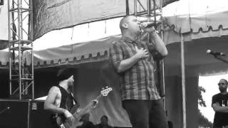 Alien Ant Farm - These Days (Live @ Corona Hell & Heaven Metal Fest 2016)