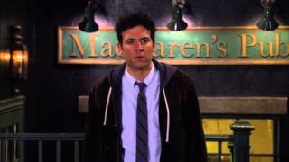 Ted Mosby's speech (John Swihart - You're all alone) How I Met Your Mother S08E20