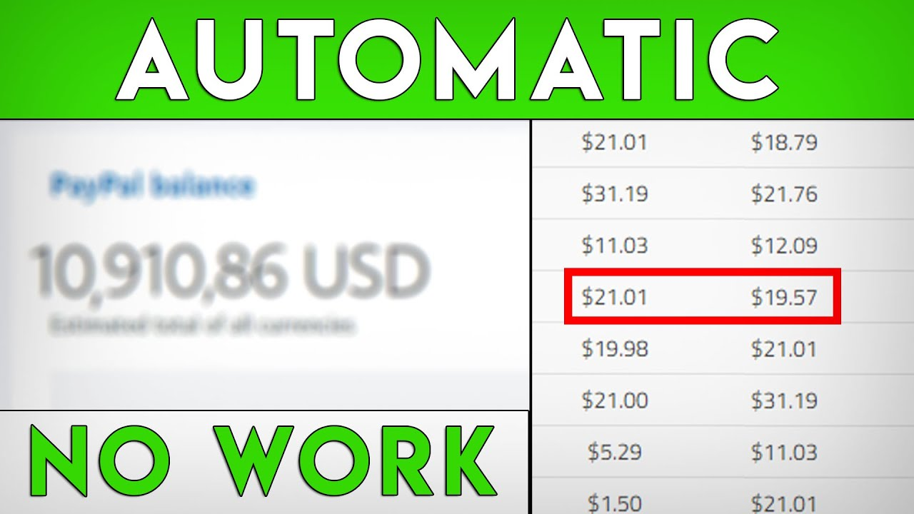 Make Money On Autopilot For FREE Right NOW! (Passive Income)