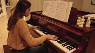 """Fresh Pair of Eyes"" - Brooke Waggoner (Piano Cover) // Gia Crupi"
