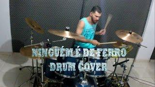 Forro na Bateria - Wesley Safadão - Ninguém é de Ferro - Drum Cover