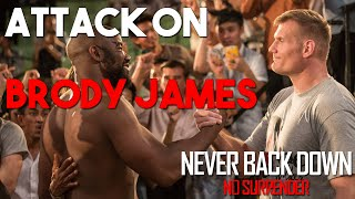 Attack on Brody James Scene | Never Back Down: No Surrender (2016) HD
