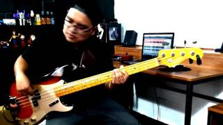 "John Mayer  ""Still Feel Like Your Man"" BASS COVER"