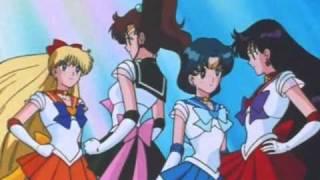 Super Sailor Senshi!