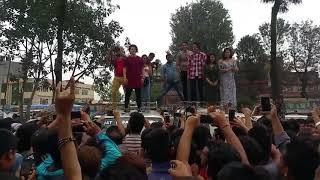 Live Performance  By A Mero Hajur 2 team