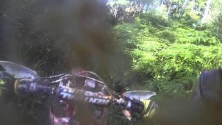 trilha aguas mornas 23/04/2016 video 4