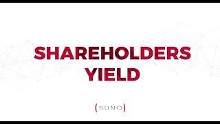 Shareholders Yield: conheça esse indicador
