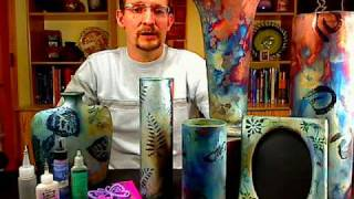 "Blackout Waxout Raku ""Live"" Webinar February 17 2010"