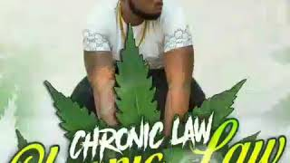 Chronic Law - Chronic Law (July 2018)