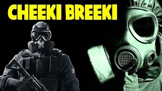 Full Cheeki Breeki Rainbow Six