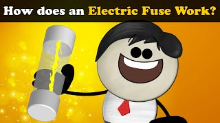 How does an Electric Fuse Work? + more videos | #aumsum #kids #science #education #children